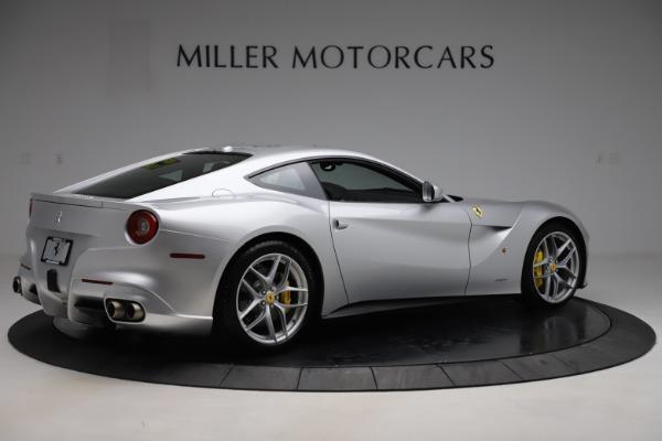 Used 2015 Ferrari F12 Berlinetta for sale $235,900 at Bentley Greenwich in Greenwich CT 06830 8