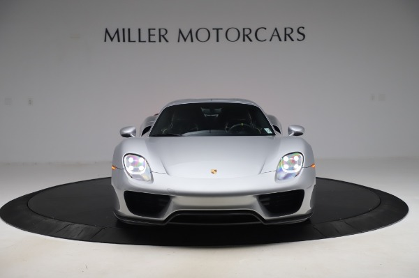 Used 2015 Porsche 918 Spyder for sale Sold at Bentley Greenwich in Greenwich CT 06830 15