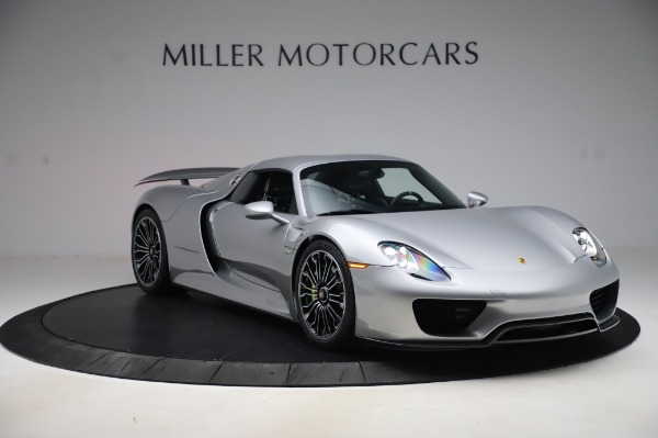 Used 2015 Porsche 918 Spyder for sale Sold at Bentley Greenwich in Greenwich CT 06830 21