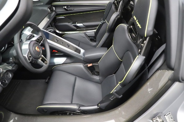 Used 2015 Porsche 918 Spyder for sale Sold at Bentley Greenwich in Greenwich CT 06830 23