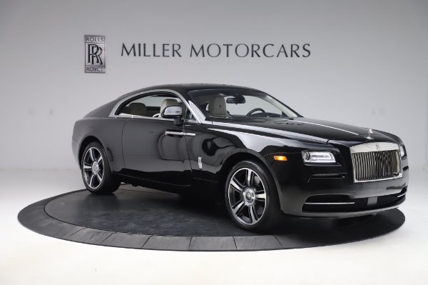 Used 2015 Rolls-Royce Wraith Base for sale Call for price at Bentley Greenwich in Greenwich CT 06830 10