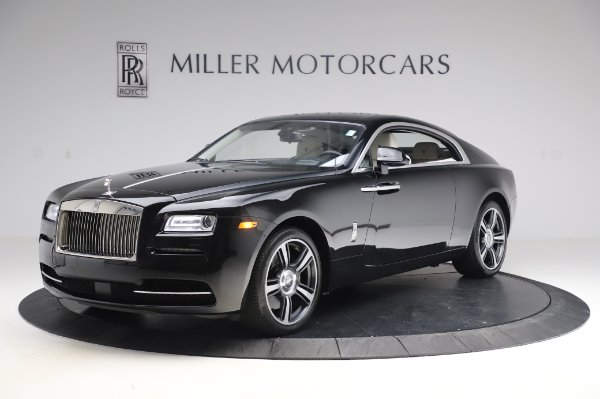 Used 2015 Rolls-Royce Wraith Base for sale Call for price at Bentley Greenwich in Greenwich CT 06830 3