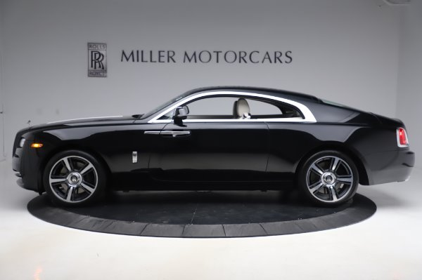 Used 2015 Rolls-Royce Wraith Base for sale Call for price at Bentley Greenwich in Greenwich CT 06830 4
