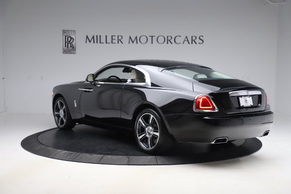 Used 2015 Rolls-Royce Wraith Base for sale Call for price at Bentley Greenwich in Greenwich CT 06830 5