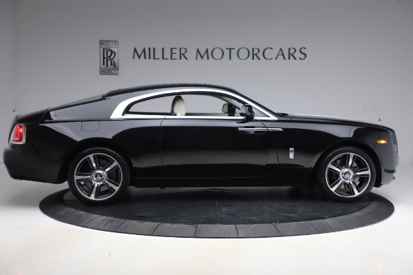 Used 2015 Rolls-Royce Wraith Base for sale Call for price at Bentley Greenwich in Greenwich CT 06830 8