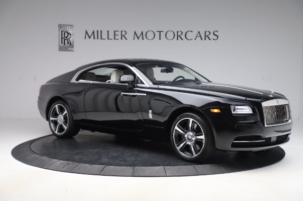 Used 2015 Rolls-Royce Wraith Base for sale Call for price at Bentley Greenwich in Greenwich CT 06830 9