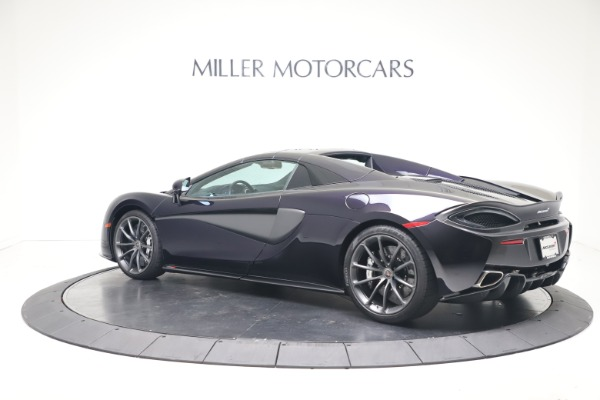 Used 2019 McLaren 570S Spider Convertible for sale $189,900 at Bentley Greenwich in Greenwich CT 06830 12