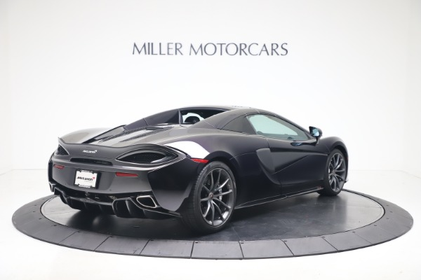 Used 2019 McLaren 570S Spider Convertible for sale $189,900 at Bentley Greenwich in Greenwich CT 06830 14