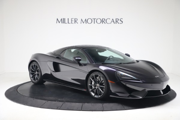 Used 2019 McLaren 570S Spider for sale $186,900 at Bentley Greenwich in Greenwich CT 06830 16