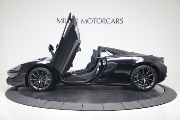 Used 2019 McLaren 570S Spider for sale $186,900 at Bentley Greenwich in Greenwich CT 06830 19