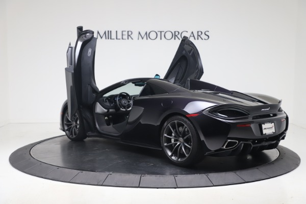 Used 2019 McLaren 570S Spider Convertible for sale $189,900 at Bentley Greenwich in Greenwich CT 06830 20