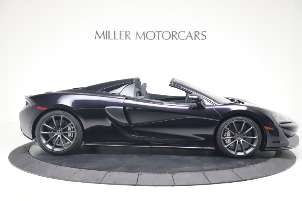Used 2019 McLaren 570S Spider for sale $186,900 at Bentley Greenwich in Greenwich CT 06830 6