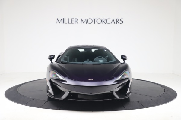 Used 2019 McLaren 570S Spider Convertible for sale $189,900 at Bentley Greenwich in Greenwich CT 06830 9