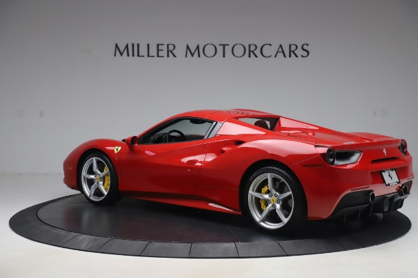 Used 2018 Ferrari 488 Spider Base for sale Sold at Bentley Greenwich in Greenwich CT 06830 14