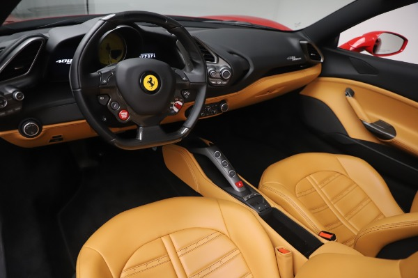 Used 2018 Ferrari 488 Spider Base for sale Sold at Bentley Greenwich in Greenwich CT 06830 17