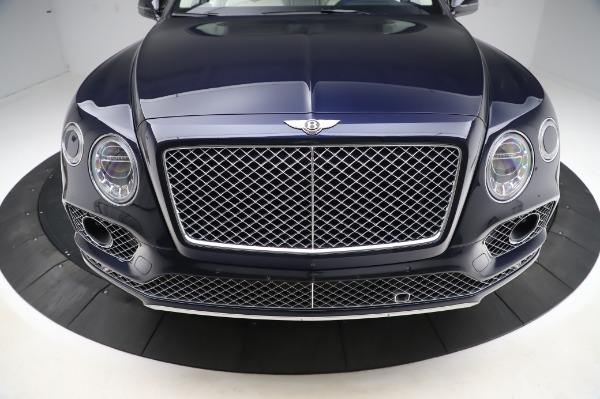 Used 2017 Bentley Bentayga W12 for sale Sold at Bentley Greenwich in Greenwich CT 06830 14