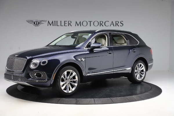 Used 2017 Bentley Bentayga W12 for sale Sold at Bentley Greenwich in Greenwich CT 06830 2