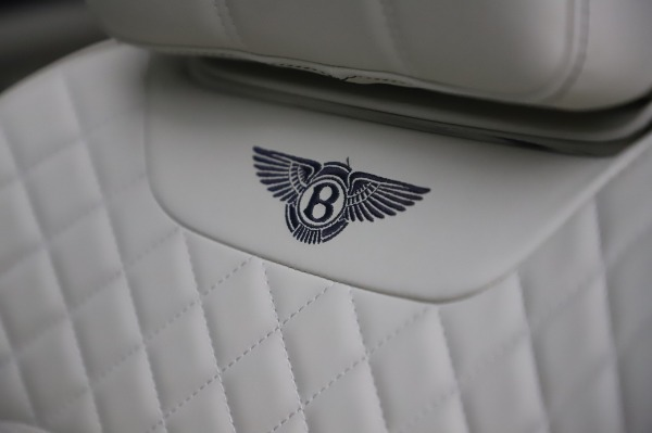 Used 2017 Bentley Bentayga W12 for sale Sold at Bentley Greenwich in Greenwich CT 06830 20
