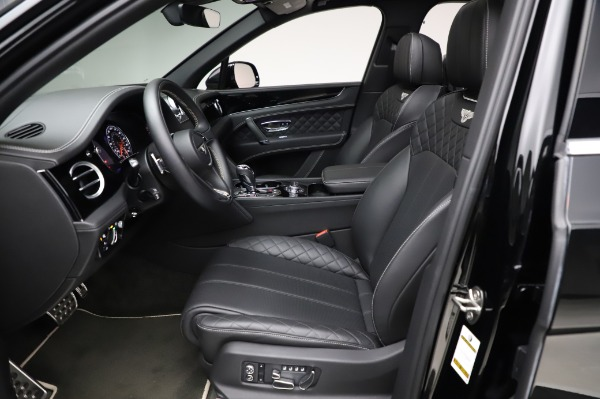 Used 2018 Bentley Bentayga Activity Edition for sale Call for price at Bentley Greenwich in Greenwich CT 06830 19