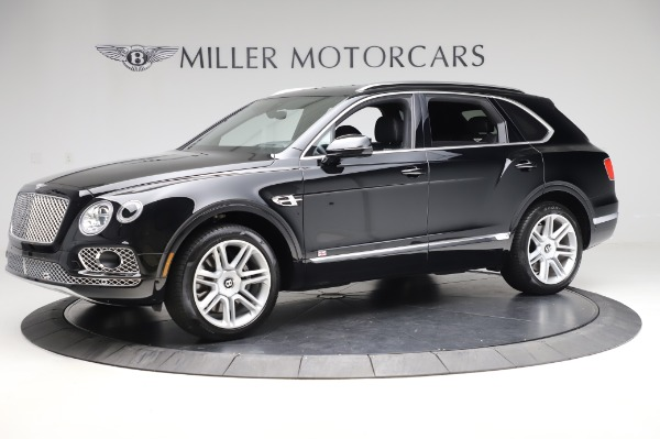 Used 2018 Bentley Bentayga Activity Edition for sale Call for price at Bentley Greenwich in Greenwich CT 06830 2