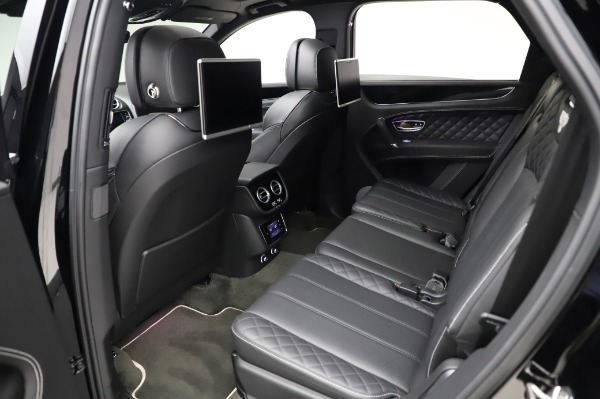 Used 2018 Bentley Bentayga Activity Edition for sale Call for price at Bentley Greenwich in Greenwich CT 06830 23