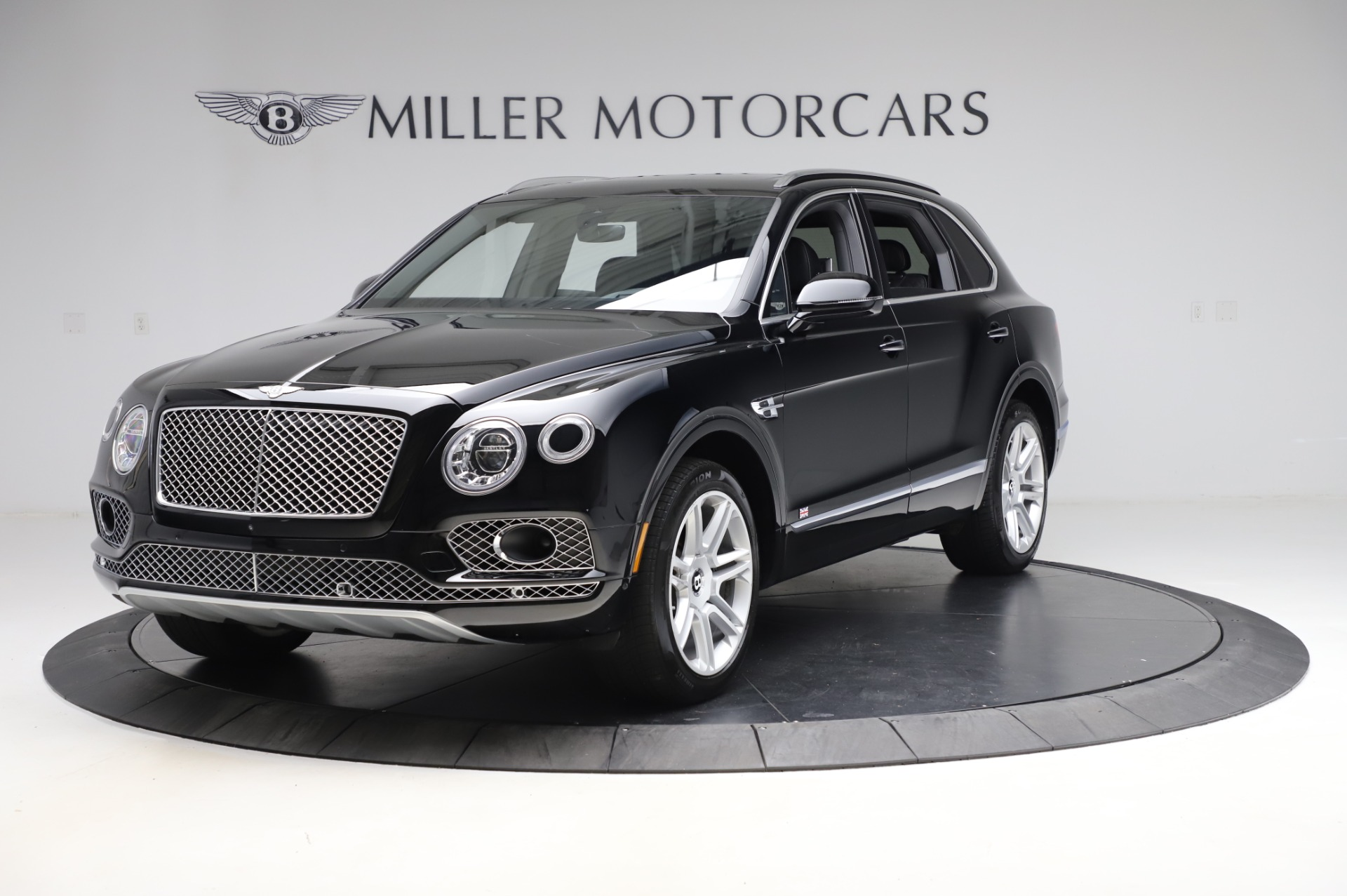 Used 2018 Bentley Bentayga Activity Edition for sale Call for price at Bentley Greenwich in Greenwich CT 06830 1
