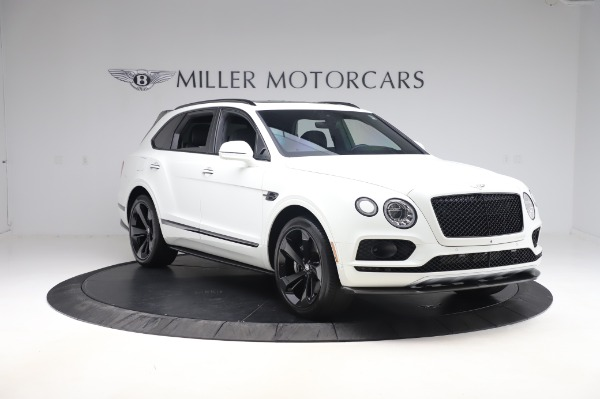 Used 2018 Bentley Bentayga Black Edition for sale Call for price at Bentley Greenwich in Greenwich CT 06830 11