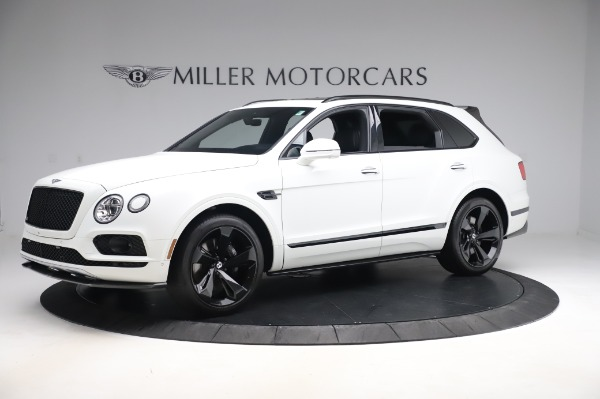 Used 2018 Bentley Bentayga Black Edition for sale Call for price at Bentley Greenwich in Greenwich CT 06830 2