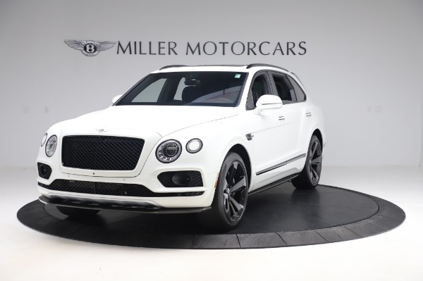 Used 2018 Bentley Bentayga Black Edition for sale Call for price at Bentley Greenwich in Greenwich CT 06830 1