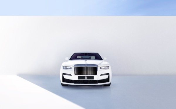 New 2021 Rolls-Royce Ghost for sale Call for price at Bentley Greenwich in Greenwich CT 06830 2