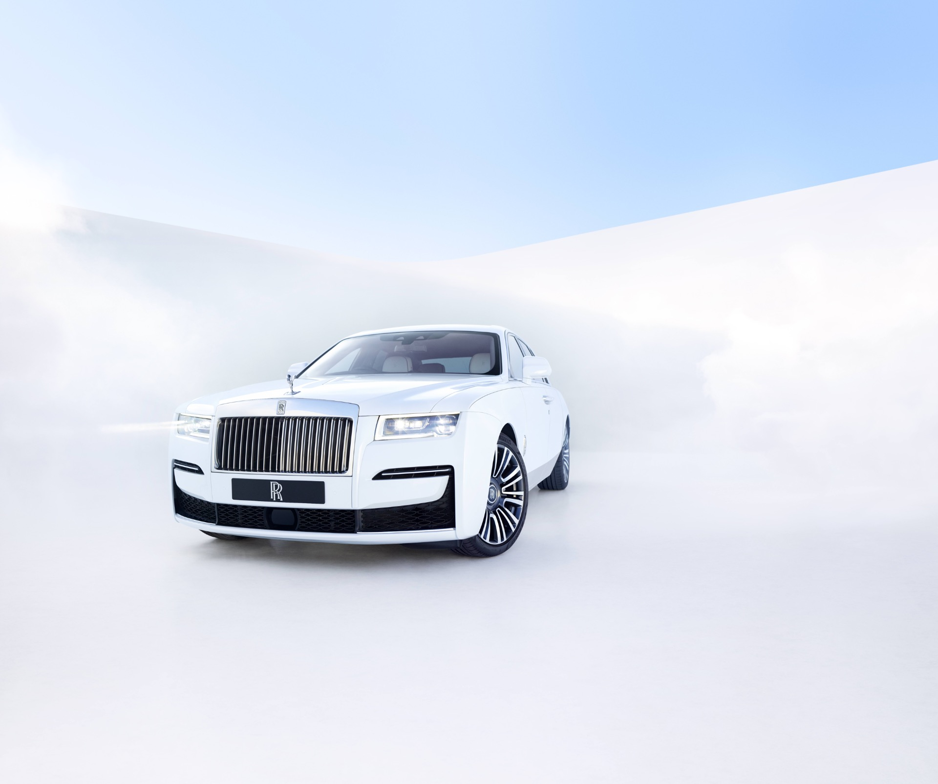 New 2021 Rolls-Royce Ghost for sale Call for price at Bentley Greenwich in Greenwich CT 06830 1