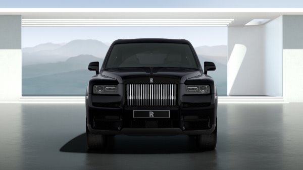 New 2021 Rolls-Royce Cullinan Black Badge for sale $439,700 at Bentley Greenwich in Greenwich CT 06830 2