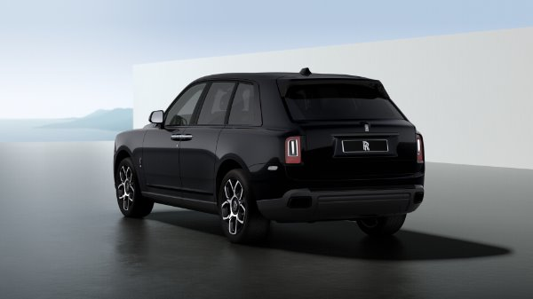 New 2021 Rolls-Royce Cullinan Black Badge for sale $439,700 at Bentley Greenwich in Greenwich CT 06830 4