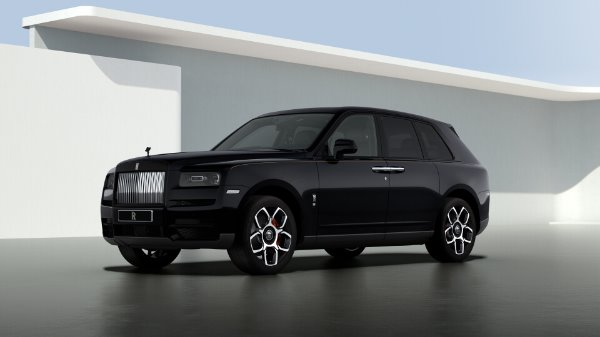 New 2021 Rolls-Royce Cullinan Black Badge for sale $439,700 at Bentley Greenwich in Greenwich CT 06830 1