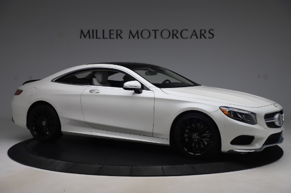 Used 2015 Mercedes-Benz S-Class S 550 4MATIC for sale Sold at Bentley Greenwich in Greenwich CT 06830 10