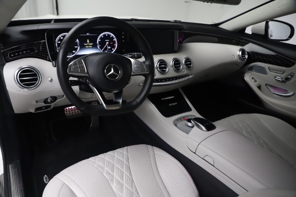 Used 2015 Mercedes-Benz S-Class S 550 4MATIC for sale Sold at Bentley Greenwich in Greenwich CT 06830 13