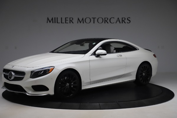 Used 2015 Mercedes-Benz S-Class S 550 4MATIC for sale Sold at Bentley Greenwich in Greenwich CT 06830 2