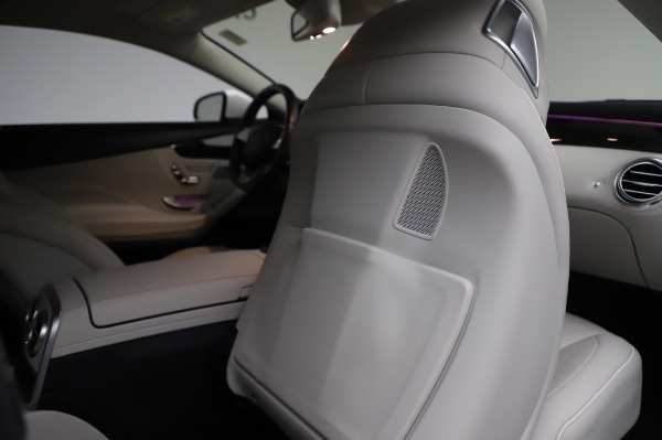 Used 2015 Mercedes-Benz S-Class S 550 4MATIC for sale Sold at Bentley Greenwich in Greenwich CT 06830 20