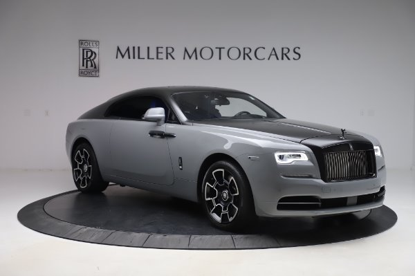 Used 2017 Rolls-Royce Wraith Black Badge for sale $269,900 at Bentley Greenwich in Greenwich CT 06830 10