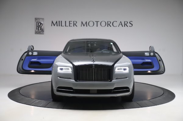 Used 2017 Rolls-Royce Wraith Black Badge for sale $269,900 at Bentley Greenwich in Greenwich CT 06830 11