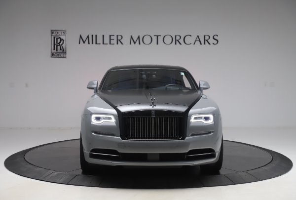Used 2017 Rolls-Royce Wraith Black Badge for sale $269,900 at Bentley Greenwich in Greenwich CT 06830 2