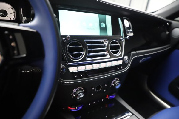 Used 2017 Rolls-Royce Wraith Black Badge for sale $269,900 at Bentley Greenwich in Greenwich CT 06830 21