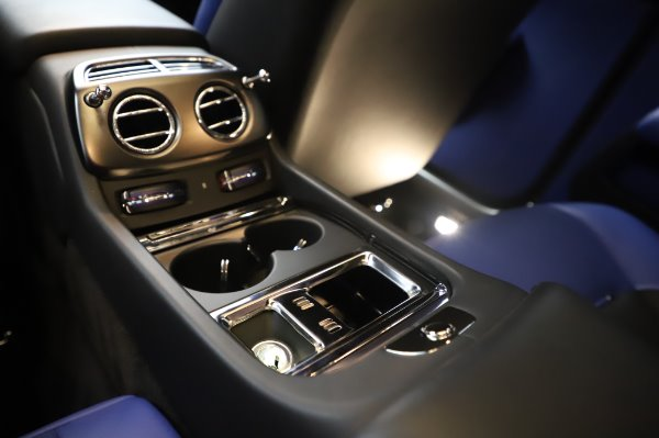 Used 2017 Rolls-Royce Wraith Black Badge for sale $269,900 at Bentley Greenwich in Greenwich CT 06830 26