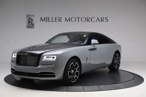 Used 2017 Rolls-Royce Wraith Black Badge for sale $269,900 at Bentley Greenwich in Greenwich CT 06830 3