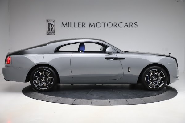 Used 2017 Rolls-Royce Wraith Black Badge for sale $269,900 at Bentley Greenwich in Greenwich CT 06830 8