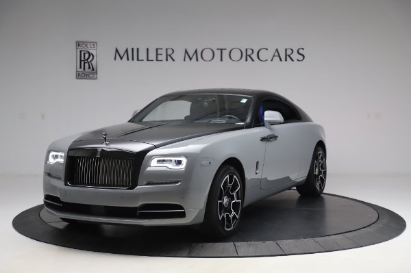 Used 2017 Rolls-Royce Wraith Black Badge for sale $269,900 at Bentley Greenwich in Greenwich CT 06830 1
