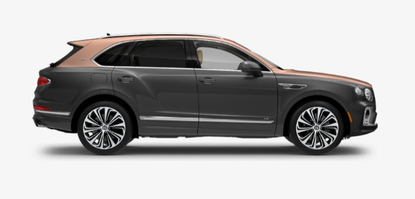 New 2021 Bentley Bentayga V8 First Edition for sale $257,035 at Bentley Greenwich in Greenwich CT 06830 2