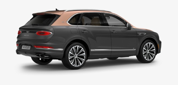 New 2021 Bentley Bentayga V8 First Edition for sale $257,035 at Bentley Greenwich in Greenwich CT 06830 3