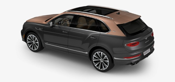 New 2021 Bentley Bentayga V8 First Edition for sale $257,035 at Bentley Greenwich in Greenwich CT 06830 4