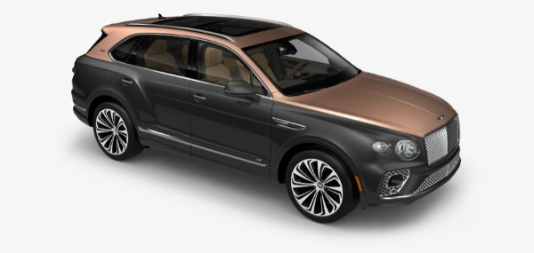 New 2021 Bentley Bentayga V8 First Edition for sale $257,035 at Bentley Greenwich in Greenwich CT 06830 5
